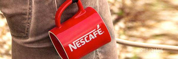 雀巢咖啡新logo正式启用_子木设计-上海设计外包|美工